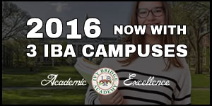 Three IBA Camp Locations