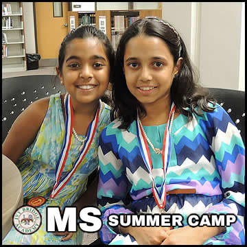 IBA Academic Studies Summer Camp MS