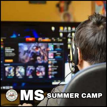 IBA Coding Camp MS Sat