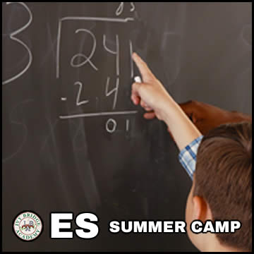 IBA Math Summer Saturday ES