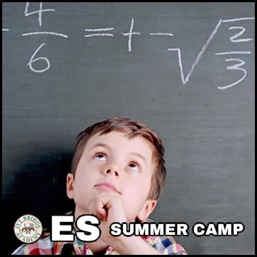 IBA Math Summer Camp ES