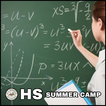IBA Math Summer Camp HS