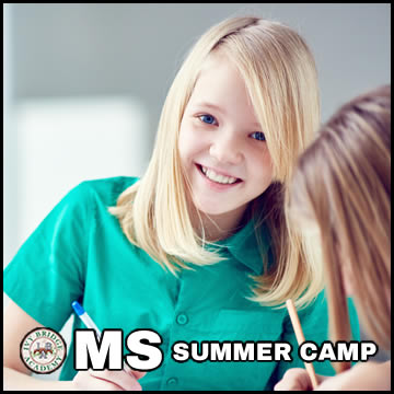 IBA Math Summer Camp Sat MS