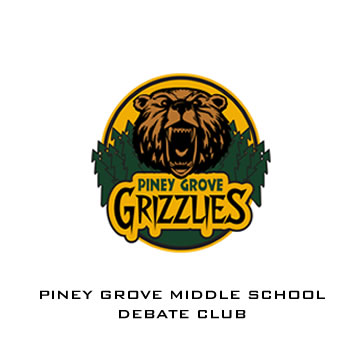 Piney Grove MS Debate Club