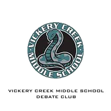 Vickery Creek MS Debate Club