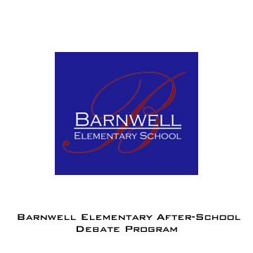 IBA Barnwell Debate Program