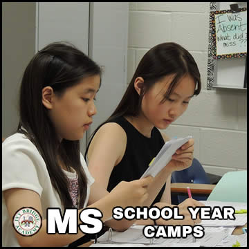 IBA Math Studies MS School Year