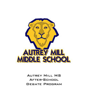 Autrey Mill MS Debate Club