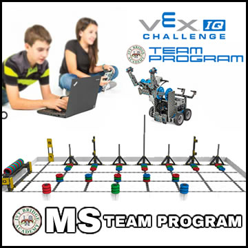 VEX IQ Challenge Team Program