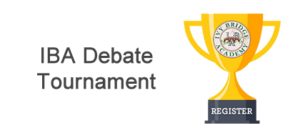 IBA Debate Tournament Register
