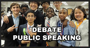 After-School Debate Public Speaking