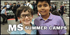 IBA Middle School Summer Camps