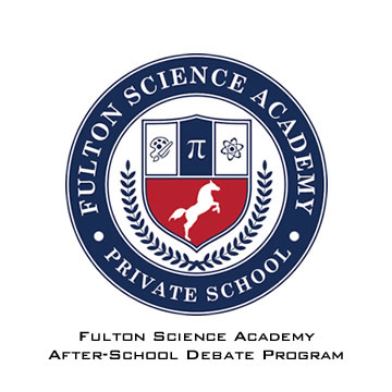 Fulton Science Academy Debate Program