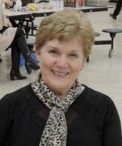 Grace Webster IBA English ESL Teacher