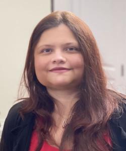Pooja Gupta IBA Cumming Center Director