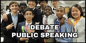 IBA After-school debate program